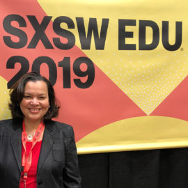 Dr. Lisette Nieves at SXSW EDU